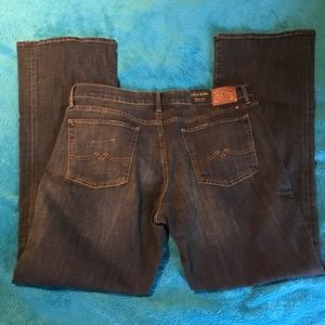 Lucky Brand Sweet'n Low flare / boot cut jeans